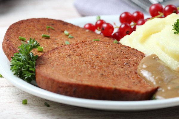 Veganes Steaklet