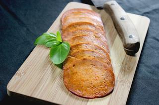 VEGANSLICES Chorizo vegetal en lonchas