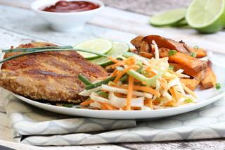 Filete empanado vegetal