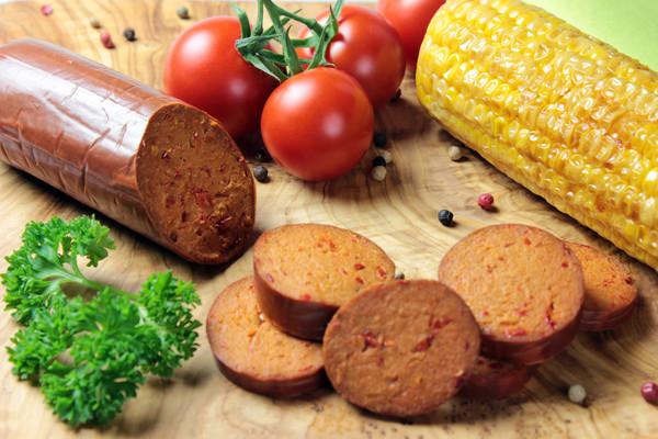 arrêter la viande chorizo vegan